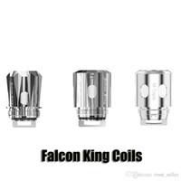 1.5ohm kanger mini bobinler toptan satış-Orijinal Kangertech SSOCC Dikey OCC Bobinleri 0.15 / 0.2 / 0.5 / 1.2 / 1.5ohm Bobin, Kanger Alt Tüp Mini V2 Atomizer için