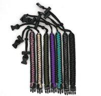 ingrosso bussola può-New Compass Cup-rope Multifunzionale Hand-rope Colorful Hand-rope può essere personalizzato con multi-functional cup-rope con copertura in paglia 50pz