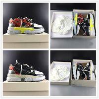 fusion sneakers großhandel-Italien Marke Maison Margielas Geschmolzene Details Fusion Turnschuhe 2019 Sportschuhe Dissolving Dad Schuhe Designer Unisex Clunky Sneaker