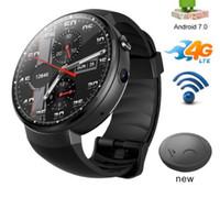 herramientas para adultos para hombres al por mayor-4G LET Smart Watch Android 7.1 Smartwatch con cámara Sim Herramienta de traducción Fitness Tracker Smartwatch Teléfono Hombres Mujeres