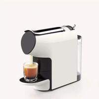 cafe rapido al por mayor-Máquina de café exprés automática XiaoMi con cápsula de 19 barras Máquina de café exprés de operación rápida y fácil Cafetera de alta presión