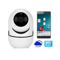 Wholesale mini surveillance camera wifi wireless for sale - Group buy Auto Track P Camera Surveillance Security Monitor WiFi Wireless Mini Smart Alarm CCTV Indoor Camera Baby Monitors by niubility