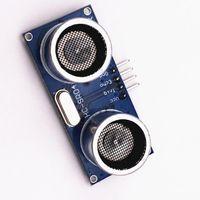 module arduino de capteur à ultrasons achat en gros de-Nouveau module ultrasonique HC-SR04 capteur de transducteur de mesure de distance Arduino allant de haute qualité vente chaude