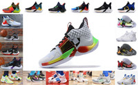 Wholesale ii rubber shoes for sale - Group buy 2019 new why not basketball shoes men sneakers Russell Westbrook II zer0 sneakers zero original trainers us size