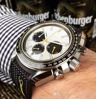 relógio de quartzo boutique venda por atacado-New Mens Watch velocidade relógio de pulso Boutique Fecho 326.32.40.50.06.001 Series 40 milímetros Multifuncional Quartz Chronograph Original