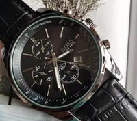 часы в форме бабочки оптовых-Горячие мужской бренд часы роскоши Кварцевые часы случайные кожаные спортивные часы BOSS мужской колокол дешевый и красивый декоративный время набора зона делает