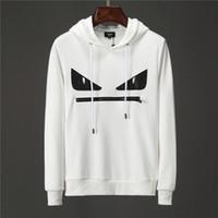 ingrosso marche di marca di hoodies uomo-Moda uomo abbigliamento marchio di design paio maglione sportivo camicia di cotone casuale a maniche lunghe marchio ricamo sport felpa con cappuccio M-3XL