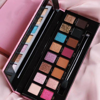Wholesale pink eyeshadow colors resale online - Brand colors eye shadow palette ABHxAmrezy eye shadow Shimmer Matte eye shadow Beauty Makeup colors Eyeshadow Palette High quality