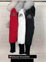 frauen unten puffer mantel großhandel-DHL-Winter-Frauen unten Jacke 2019 Duck Down Elch Jacket Coats Frauen-Winter Wattierte Jacke warm halten bewegliche windundurchlässige Knöchel Daunenmantel