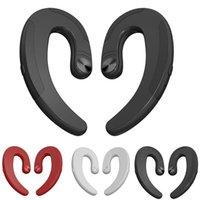 bouchons d'oreilles écouteurs sans fil achat en gros de-HBQ Q25 Mini écouteurs sans fil Bluetooth écouteurs à conduction osseuse Casque stéréo sans fil Pas de bouchons d'oreilles Écouteur Bluetooth avec micro