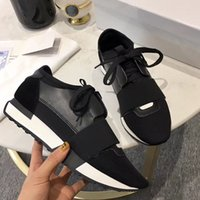 Wholesale genuine leather women shoes drop shipping resale online - 2019 New Designer Mesh Shoes Drop Shipping Popular Brand Casual Shoe Man Woman Sneaker Fashion Mixed Colors Red Nude Mesh Trainer With Box s