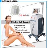 ingrosso dispositivi laser per la depilazione-Lumenis LightSheer diodo macchina depilazione laser Lumenis 808nm diodo laser Super Hair dispositivo di rimozione per il salone