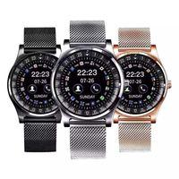 pulseras para mujer usa al por mayor-Elegante de la pantalla del reloj R69 rastreador de ejercicios de color Deportes SmartWatch sueño Monitoreo reloj de pulsera para hombres y mujeres PK W34