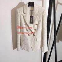 roupas de caxemira para mulheres venda por atacado-Roupas femininas Novo Outono Inverno Casaco De Lã Cashmere Outerwear Mulheres Casacos Fino Senhoras Pano Outwear Casaco Moda mulheres marca casacos