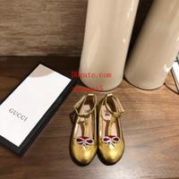 tatlı spor ayakkabıları toptan satış-Çocuklar Yürüyor ayakkabı İlkbahar sonbahar Rhinestone büyük Kızlar Prenses ayakkabı Rahat Sandalet çocuklar Tatlı Prenses Ayakkabı bebek bale sneakers