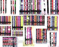 Wholesale badge charms for sale - Group buy new popular love sports n k Lanyard pink Keychain Key Chain ID Badge cell phone holder Neck Strap