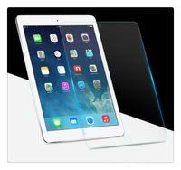 ipad pro kutusu toptan satış-iPad Pro 9.7 12.7 inç Temperli Cam Ekran Koruyucuları Perakende Kutusu ile iPad mini hava Samsung Tablet PC 01