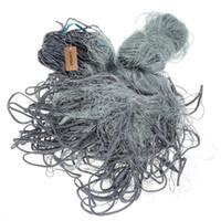 redes de emalhar venda por atacado-Lixada 1.8 * 30 m Multifilament Gill Net Pesca 3 Camadas Multifilamento Gill Net 40mm Malha Furo