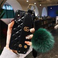étui iphone dragonne achat en gros de-Cas de téléphone de bande de courroie de poignet de mode de Mytoto pour l'iPhone 6