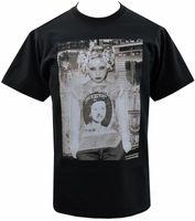 cosplay original venda por atacado-MENS PRETO T-SHIRT DEBBIE JUVENILE ORIGINAL PUNK ROCK 1977 LONDRES S-5XL medo cosplay liverpoott camiseta
