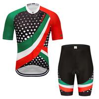 xxxl corrida conjuntos venda por atacado-Bicicleta de estrada conjuntos de ciclismo jerseys Silicone almofada Racing ternos Camisola de Verão Camisola Casual personalidade bib calças de proteção solar roupas