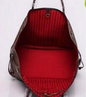 bolsos medianos de cuero al por mayor-2019 bolsa de la compra de venta al por mayor caliente cuero de la PU mujeres de la buena calidad de la manera medianamente grande con la bolsa de asas del bolso del hombro bolsa de dama