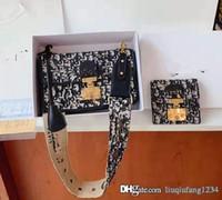 bolsos de moda corea al por mayor-El nuevo bolso inclinado de la vendimia del mensajero de un solo hombro de la moda Bolso de la lona de la señora, Japón y Corea del Sur Joker Women Designer Handbags Tote