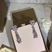 diamante ouro coração venda por atacado-Mulheres clássico CZ diamante brincos 18k banhado a ouro branco corações e setas pós tamanho para