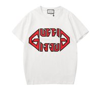 nuevas camisetas impresas al por mayor-Nuevo diseñador de moda marca de venta caliente camisetas para hombre tops de algodón de manga corta camiseta de hip-hop camisetas de alta calidad de impresión tee