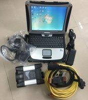 usado ecu venda por atacado-Para bmw diagnóstico 2019 para bmw icom próximo com laptop cf-19 i5 cpu com ssd 480gb modo especialista multi idiomas prontos para uso
