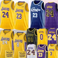 24 basketbol forması toptan satış-Los Angeles