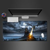 Wholesale cool mouse pads for sale - Group buy Dargon Game Mouse Pad Super Cool Senior Lock Edge PC Gaming Computer Keyboard Mouse Mat Gamer Mat For To Gamer