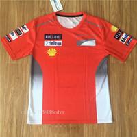 Wholesale bike race shirts for sale - Group buy Motorcycle Racing T Shirt jersey Dirt Bike streetbike Moto MX Jersey shirt Racing team t summer wear ice cold feel Kf