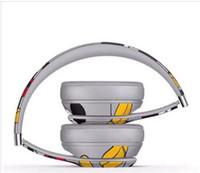 sem fio preto sobre o fone de ouvido da orelha venda por atacado-Frete grátis HOT Qualidade Mickey 3.0 Sem Fio Bluetooth Headphones Mais Novo 3.0 Fones De Ouvido com Caixa de Varejo Músico stu3 solo 3 Fone De Ouvido