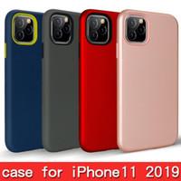 ingrosso caso robusto del pc-3 in 1 cassa del PC del silicone ibrida robusta armatura per iPhone 11 Pro Max XS XR X 8 7 6 Samsung S9 Inoltre S10 5G S10e Nota 9 10 10+ A30 A50 A70 A60