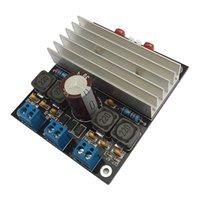 ingrosso amplificatori classe d-TDA7498 Scheda audio digitale amplificatore di potenza 2 * 100W Classe D Amplificatore audio stereo Amplificatore audio domestico