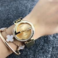 dama reloj pequeño al por mayor-Clásico reloj de diosa de la moda coreana luz exquisita pequeña fresca corea del reloj de las señoras