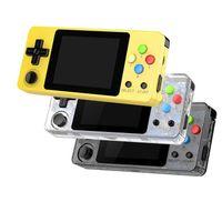 jogos de arcade crianças venda por atacado-Nova versão do jogo LDK 2,6 polegadas tela Mini Handheld Game Console Nostalgic Crianças Retro jogo Mini Familiares TV Video Consolas