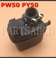 luftfilter für fahrrad großhandel-PW50 PW 50CC Luftfilter Luftbox Für Yamaha PW50 PY50 Dirt Bike