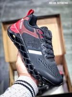 ingrosso lama 45-Commercio all'ingrosso New Meringblade Razor Sneakers New Tennis Springblade Drive scarpe sportive Sport Spring Blade Scarpe da ginnastica Taglia: 36-45