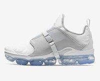 siyah eserler toptan satış-Yastık TN Artı Paris Devam Ediyor Çalışmakta Beyaz Siyah Mavi Erkek Tasarımcı Spor Ayakkabı Marka Eğitmenler Rahat kayış Mens Açık Sneakers