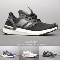 Wholesale ultra boost uncaged shoes for sale - Group buy New Arrival Ultra Boosts Running Shoes UB Uncaged Oreo Cloud White Black Navy blue Mens Womens Sports walking Designer Sneakers