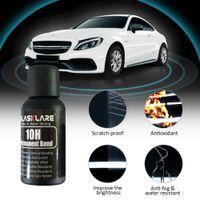 Wholesale h body cars resale online - 50ML ML H Car Ceramic Spray Coating Of Nanocrystalline Crystal Car Body Varnish Nano Liquid Glass Crystal Coating
