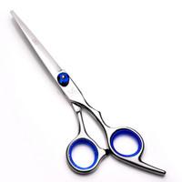 saç kesme takımları toptan satış-1 adet Salon Profesyonel Kuaför Saç Kesme İnceltme Makas Makaslar Kuaförlük Seti Şekillendirici Aracı Saç Salon Kuaförlük