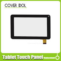 Wholesale touch tablet 86v resale online - 7 quot inch FX V F V2 Touch Screen Panel Digitizer Glass Sensor Replacement