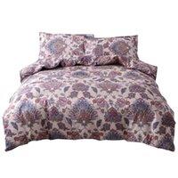 Wholesale oriental bedding for sale - Group buy 3Pcs Bedding Set Bohemian Oriental Mandala Bedding Quilt Duvet Cover Set