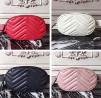 Wholesale sewing thread white for sale - Group buy Hot fashion style Sewing thread Bumbag Cross Body Shoulder BagWaist Bags Temperament Bumbag Cross Fanny Pack Bum Waist Bags