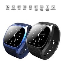 ingrosso culla di iphone di apple-M26 Bluetooth Smart Watch con slot per schede SIM NFC Health Watchs per Android Samsung e IOS Apple Iphone Smartphone Cradle Design