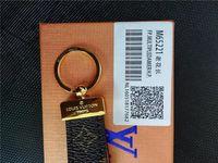 anahtarlık hediyelikler toptan satış-1 adet Sıcak Satış Lüks Anahtarlık Tasarımcı Anahtarlık Anahtarlık Tutucu Anahtarlık Porte Clef Hediye Erkekler Kadınlar için Hediyelik Eşya Araba Çanta ile kutu