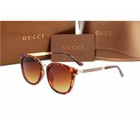 gafas de sol de protección uv venta al por mayor-2019 venta caliente moda italiana gafas de sol de las mujeres de lujo diseñador de la marca 0079 estilo marco completo de alta calidad protección uv